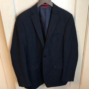 Alfani Navy Blue 40L Suit Jacket / Blazer